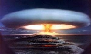 İlk Atom Bombası,
