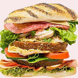 Dünyadaki İlk Sandwich, Sandwich' in icadı