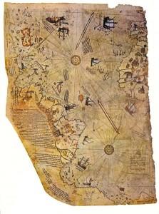 Dünyanın İlk Haritası
