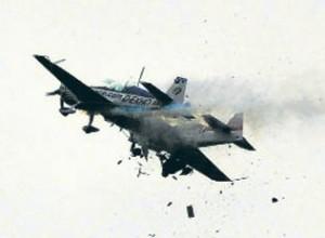 ilk havada çarpışarak ölen pilot