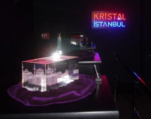 ilk kristal müze