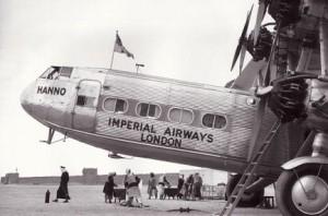 ilk sınıflı havayolu servisi