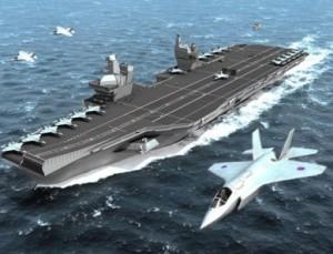 Dünyadaki İlk Uçak Gemisi