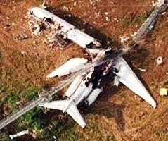 Dünyadaki İlk Uçak Kazası