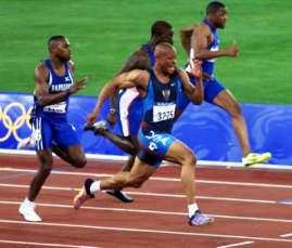 ilk atletizm yarışması