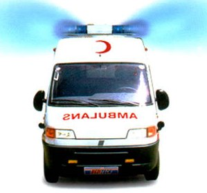 ilk ambulans