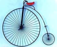 ilk bisiklet
