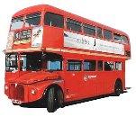 ilk iki katlı otobüs