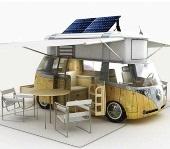 ilk tatil karavanı