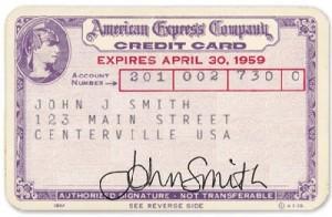 ilk kredi kartı