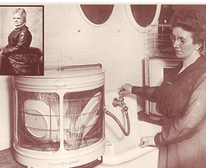 ilk bulaşık makinesi