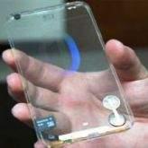 Dünyadaki İlk Şeffaf Telefon