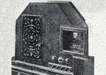 Dünyadaki İlk Televizyon