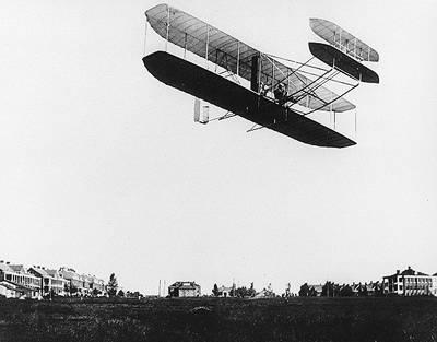 Dünyadaki İlk Uçak Yolculuğu
