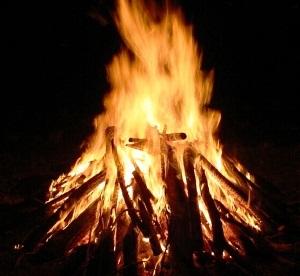 Dünyadaki İlk Ateş