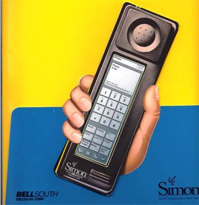 Dünyadaki İlk Akıllı Cep Telefonu